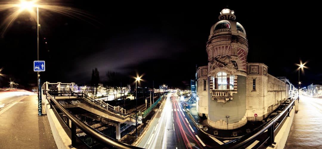 La Tour LU de Nantes