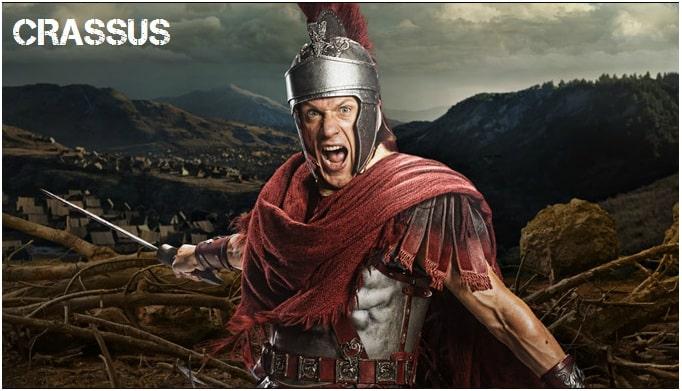 Crésus, l'homme le plus riche de Rome!